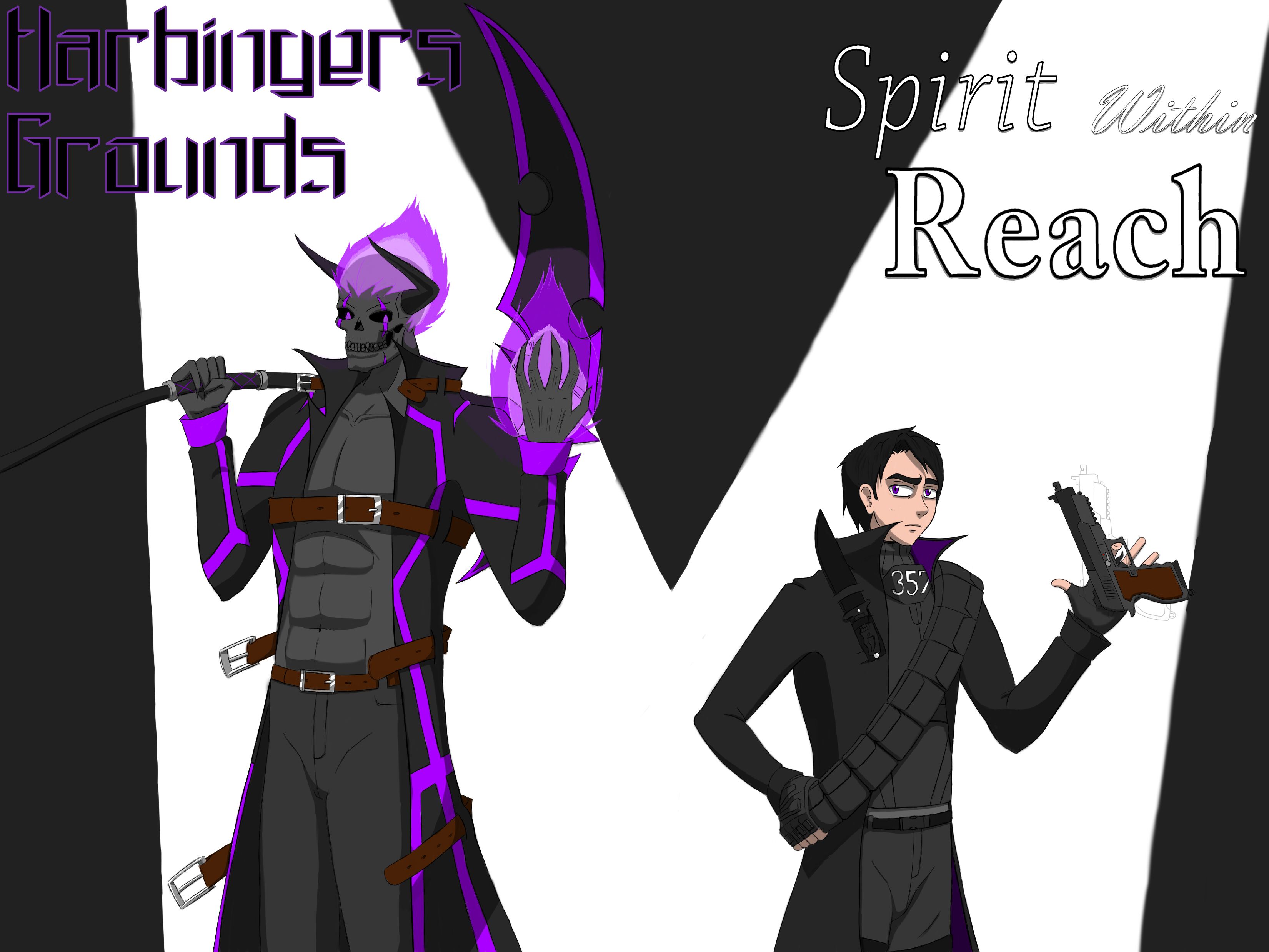 Harbingers Grounds or Spirit within Reach?