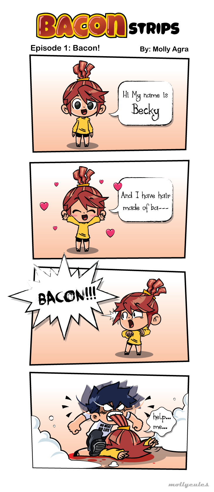 Bacon Strips - Episode 1: Bacon!