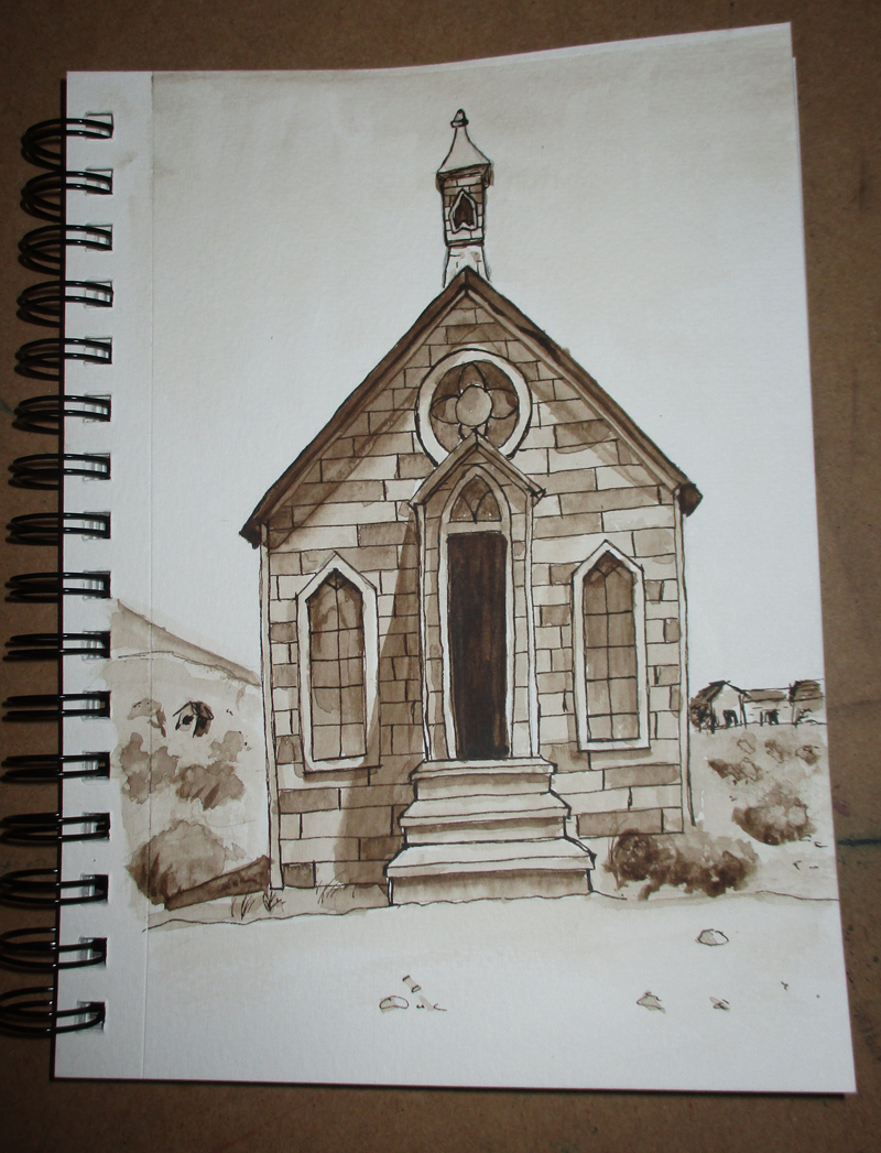 Abandoned Church Study