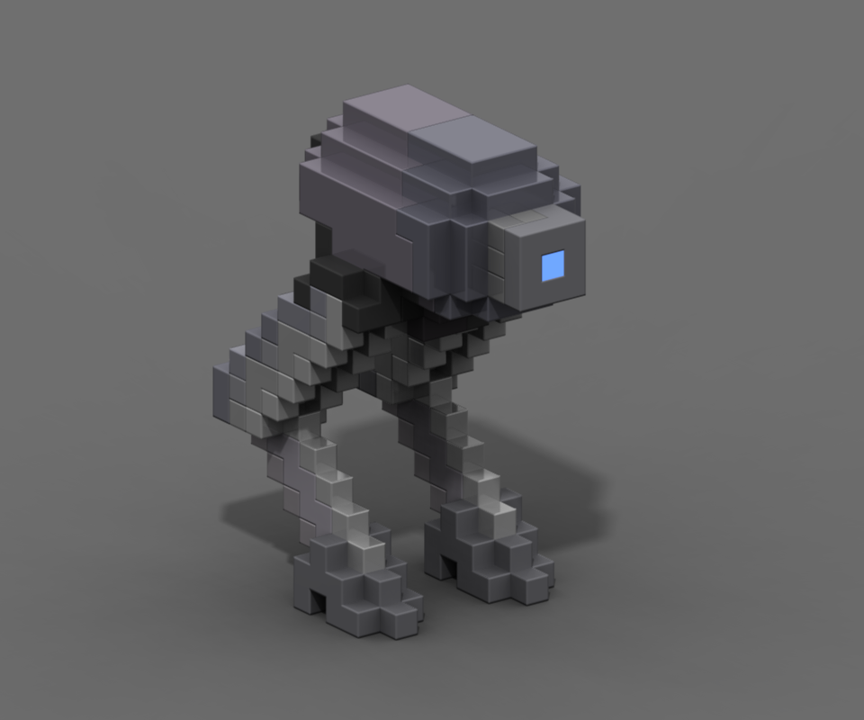 Lil' Voxel Bot 2