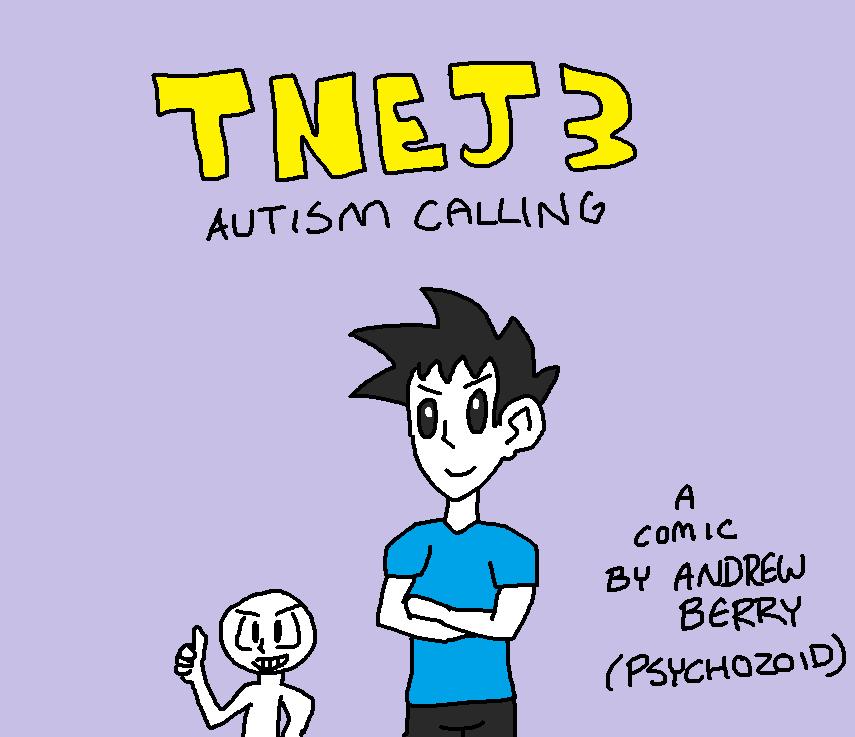 TNEJ3: Autism Calling Cover