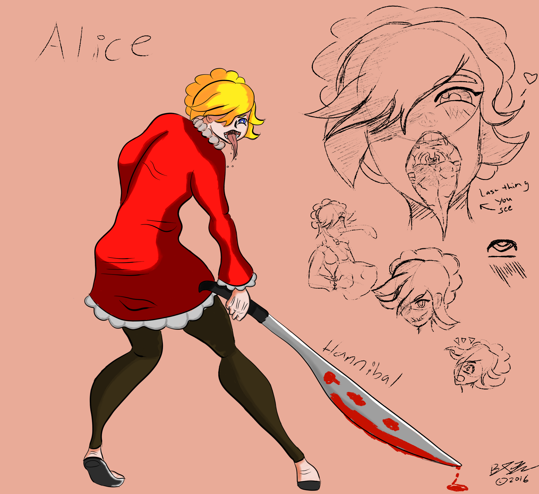 Alice (Concept/Reference)