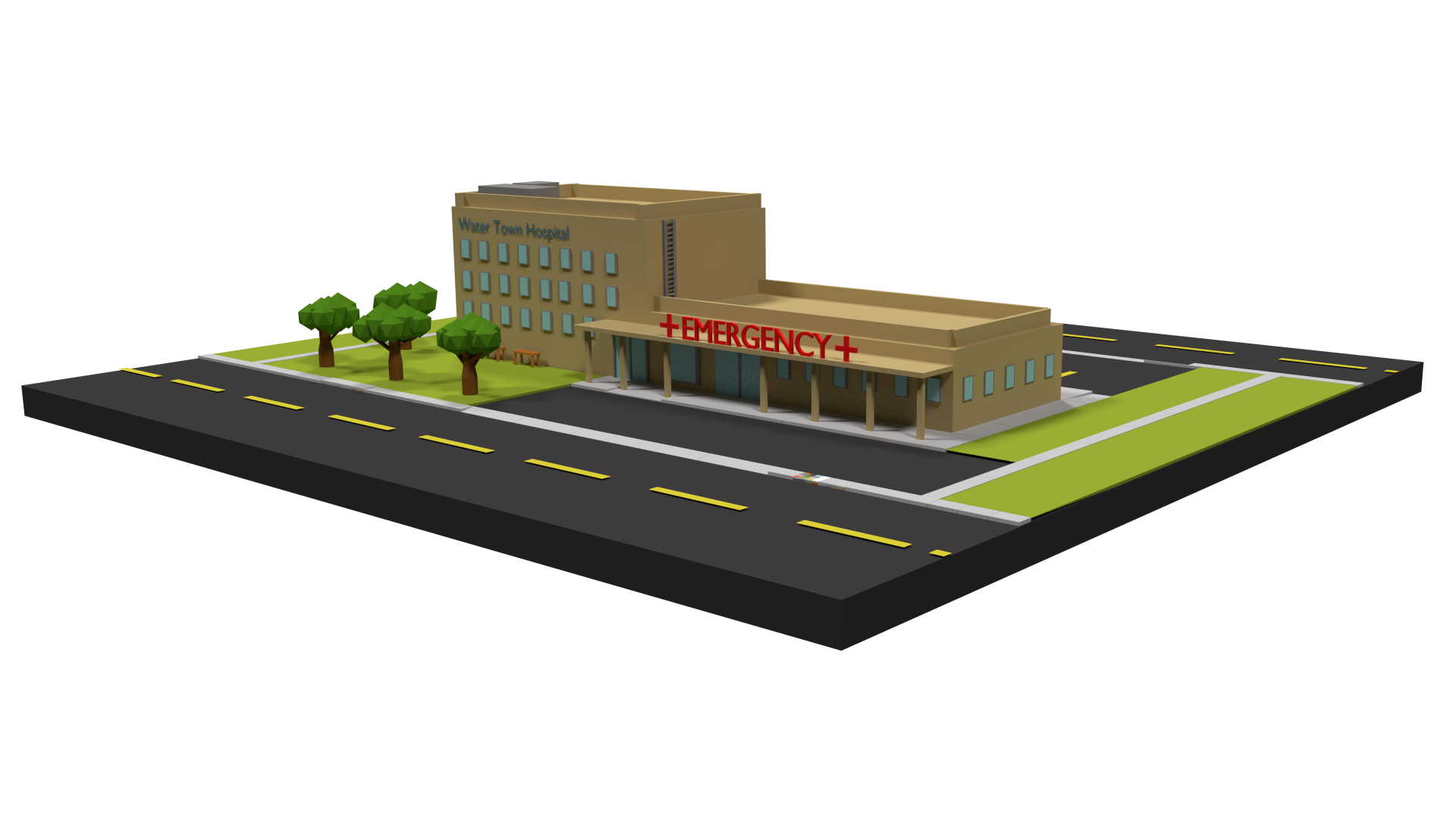 Hospital (Updated)