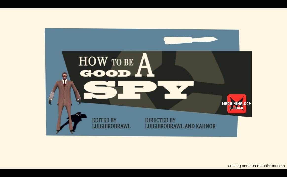 how to be a good spy