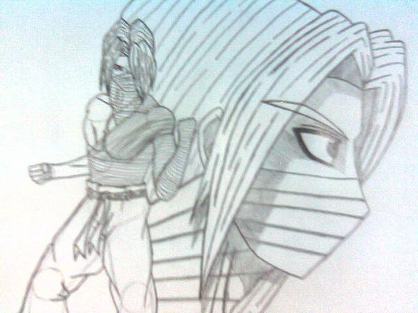 Ancient Hero - Sheshieto
