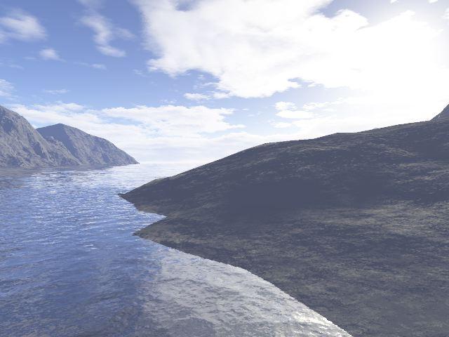 Landscape with Terragen