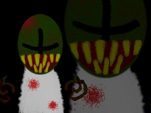 Madness Jesus Zombie