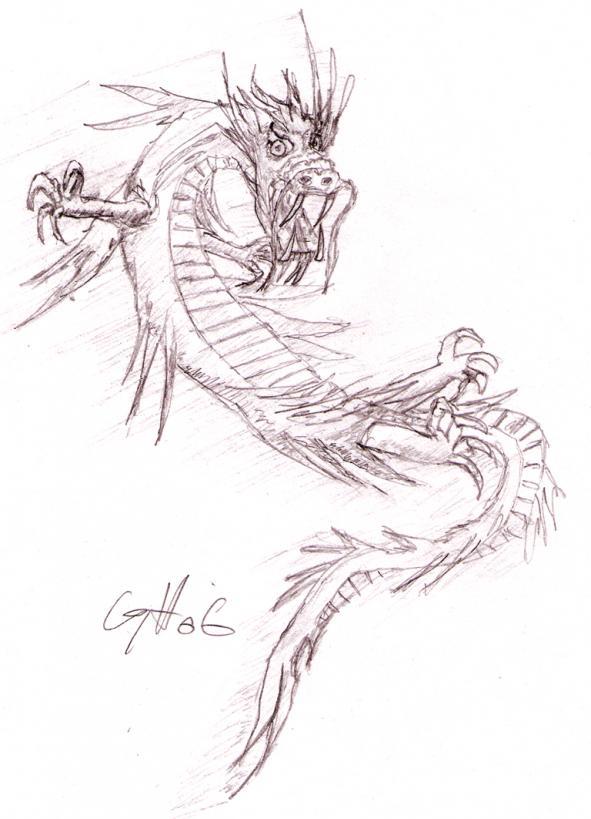 Early Eastern Dragon