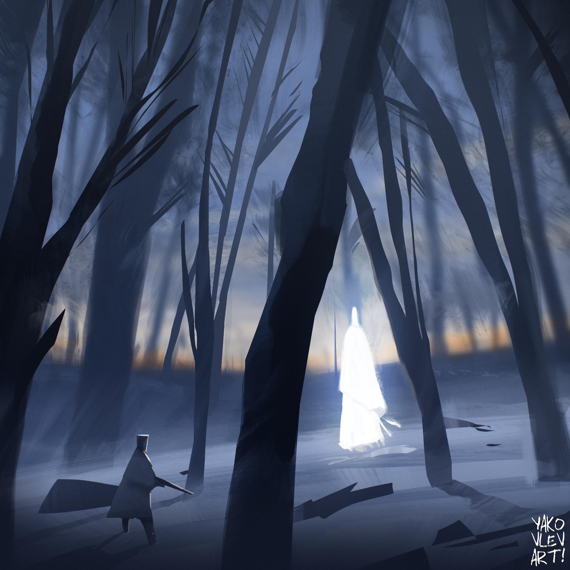 [018] White Night