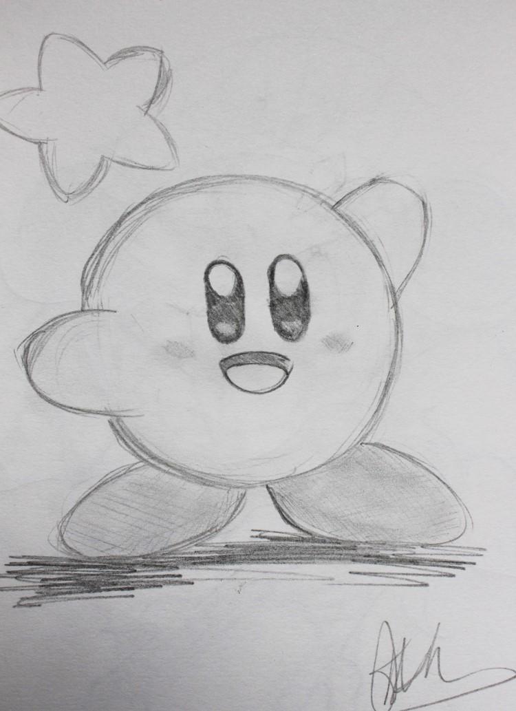 Kirby Sketch