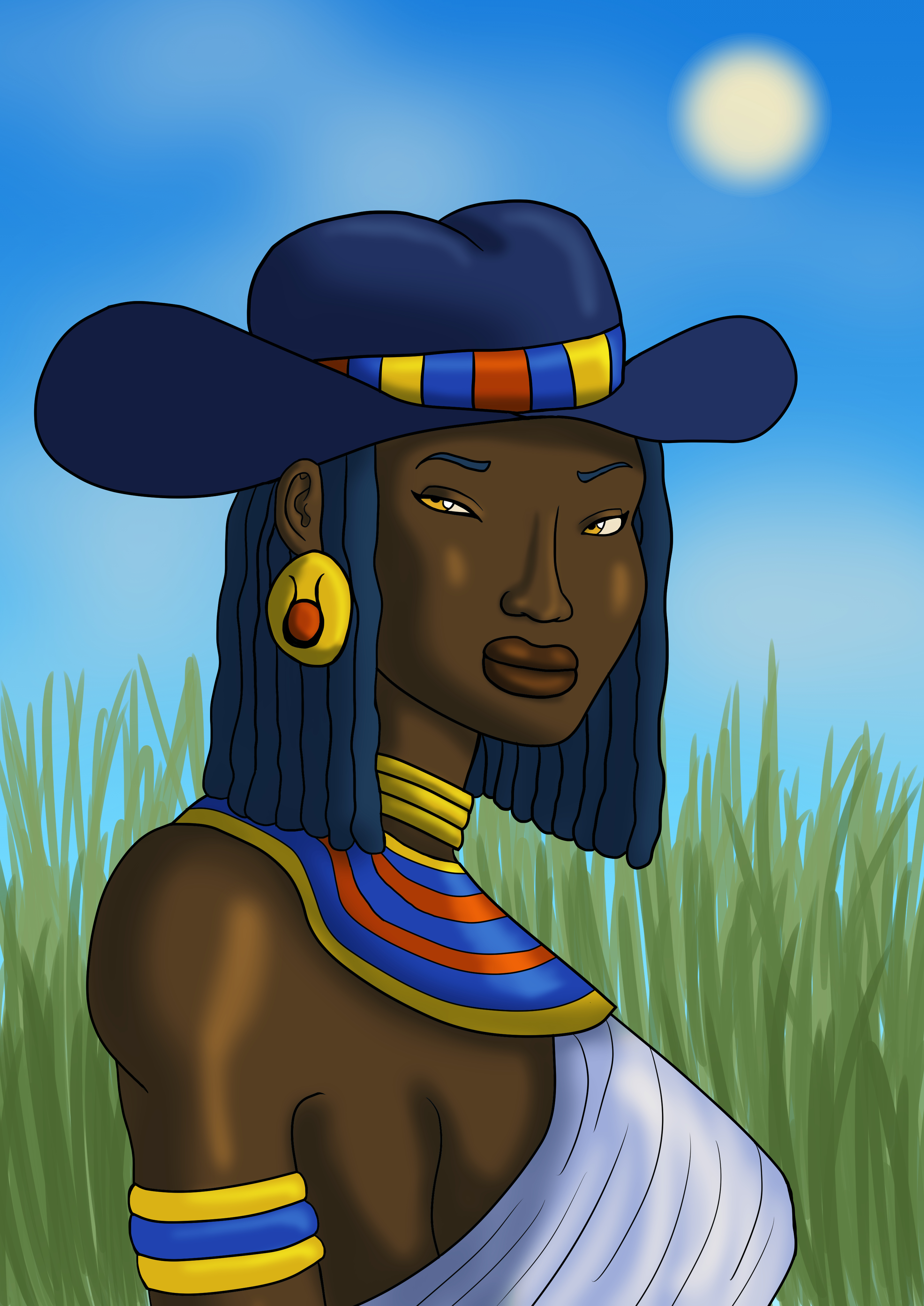 Cowgirl Hathor