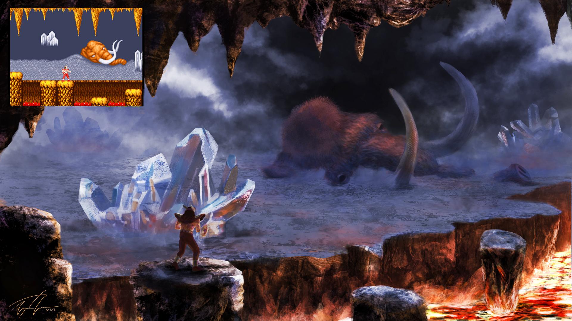 Rygar, the warrior of Argus