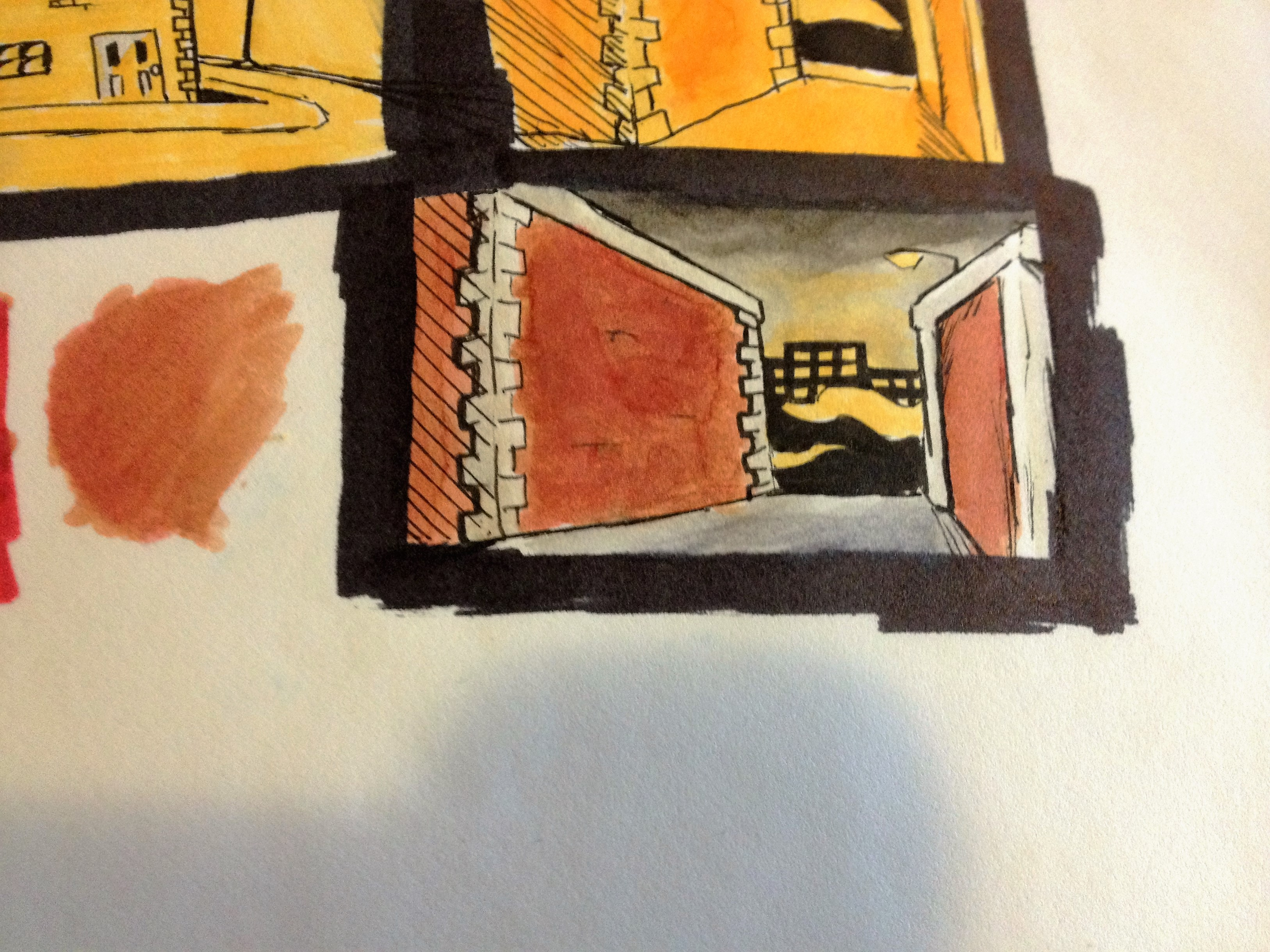 JBnD 1-1 Color Sketch