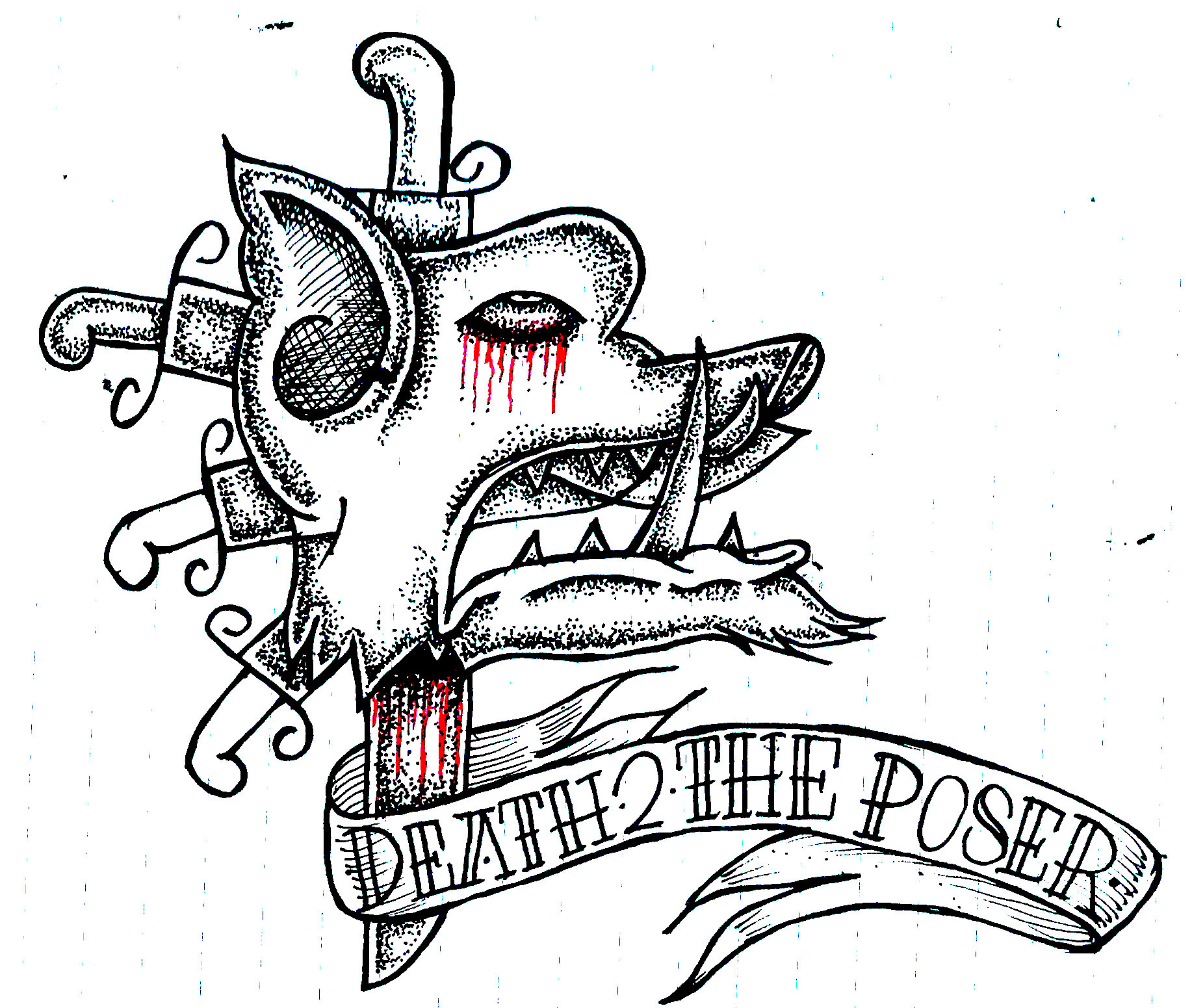 death to the poser
