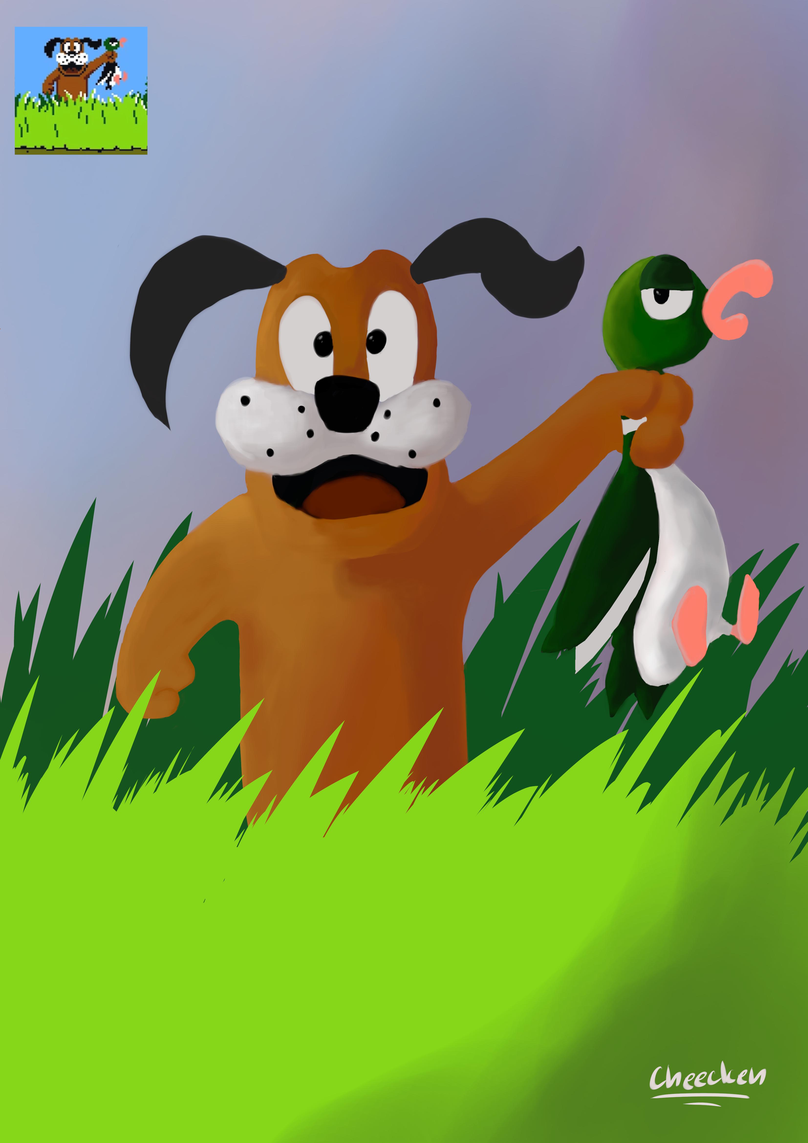 COTM- Duck Hunt