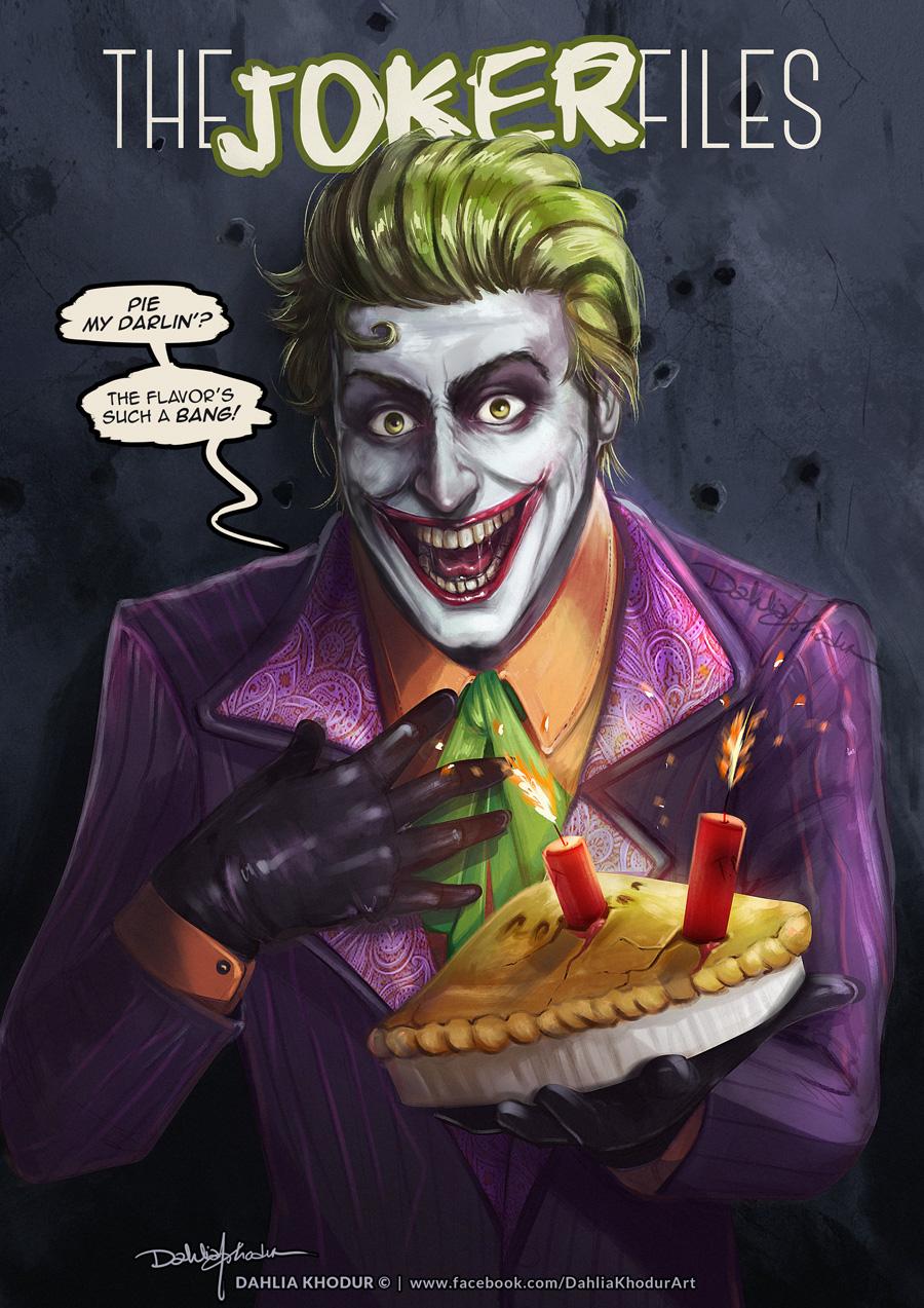 The Joker Files