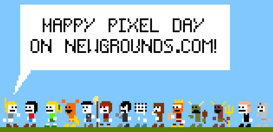 Pixel Dave & Carl