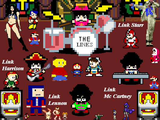 The Links (Tribute a The Beatles)