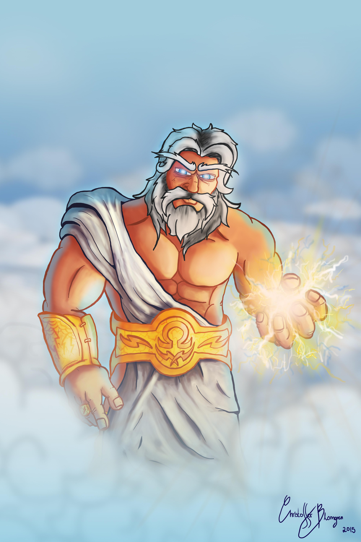 The Mighty Zeus