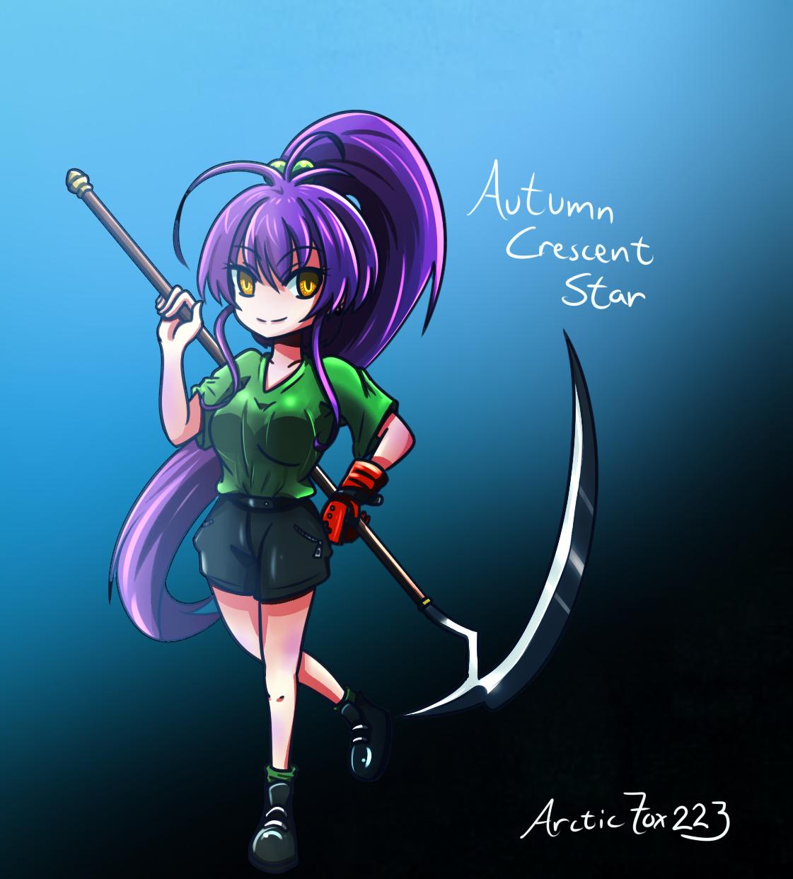 Autumn Reaper of Souls