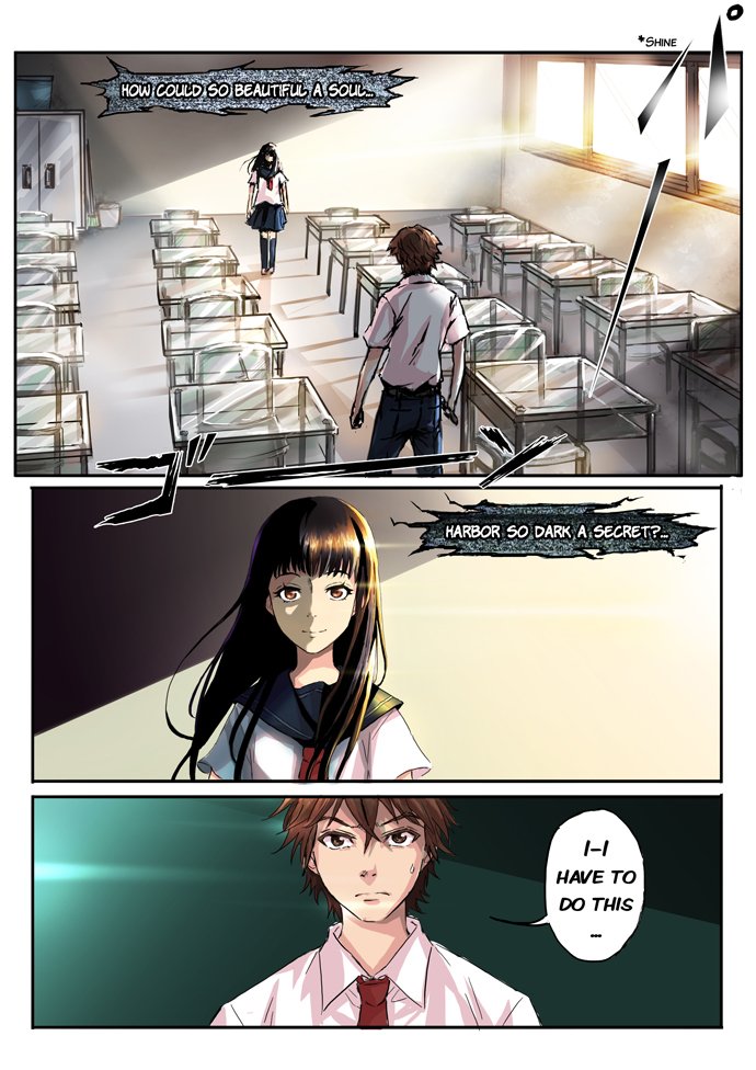 If I Die (Chapter 1 - Pg 1)