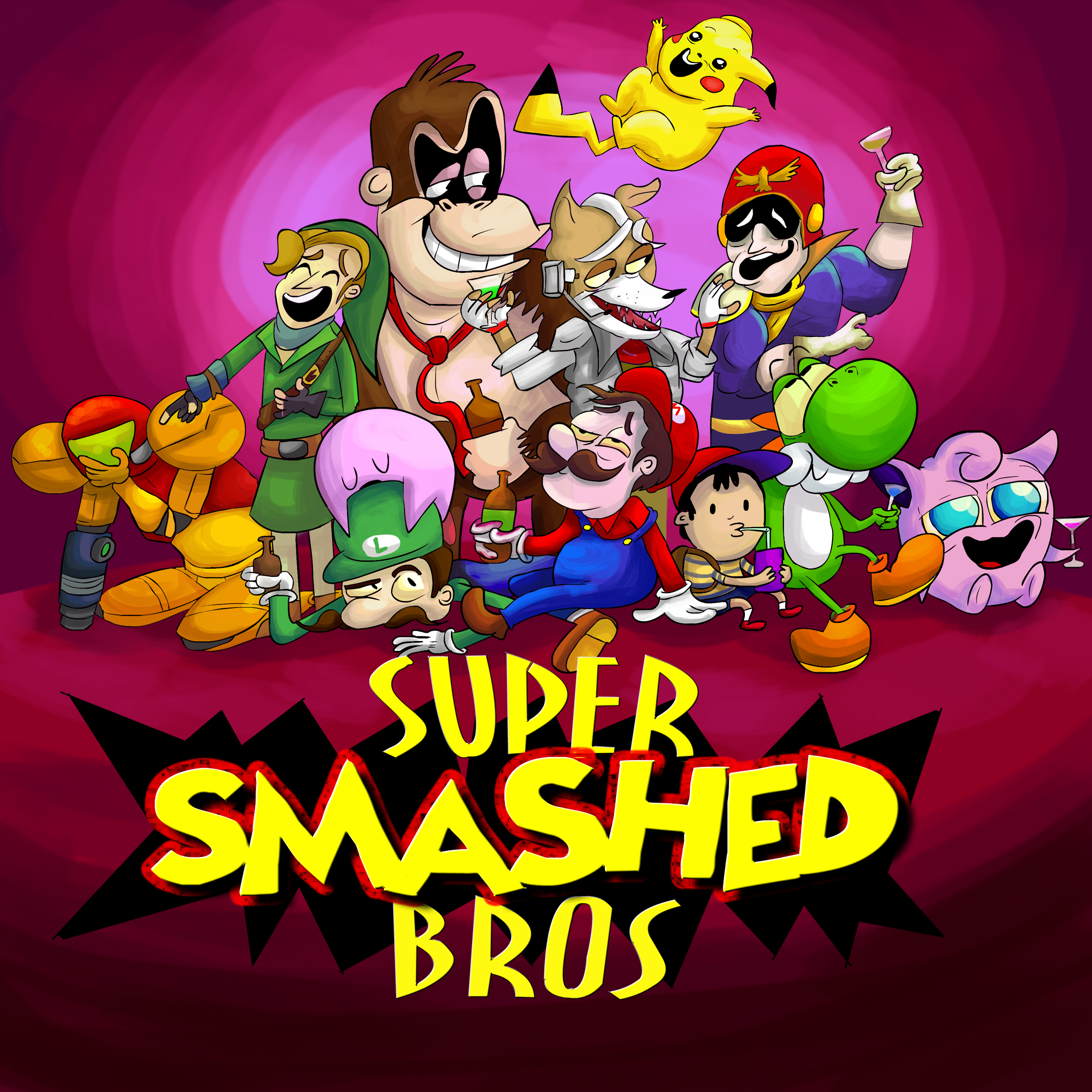 Super Smashed Brothers