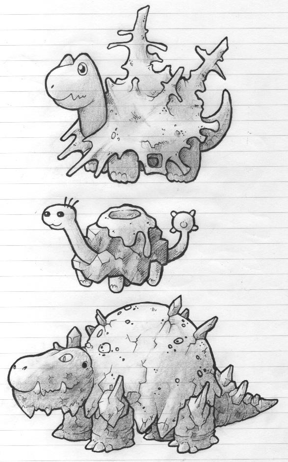 Dinoturtles