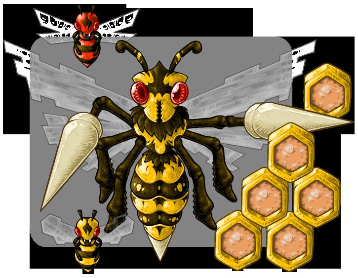 Whopping Wasp