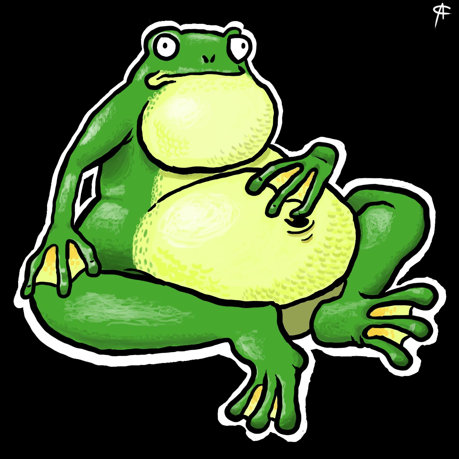 Frogneck