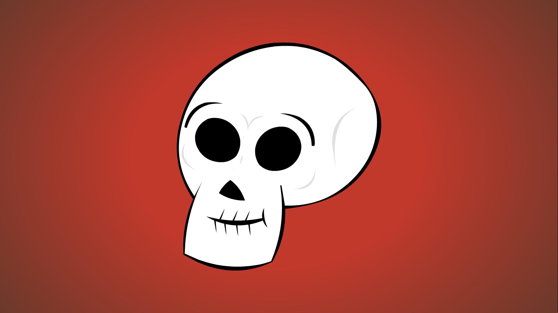 Happy Skeleton!