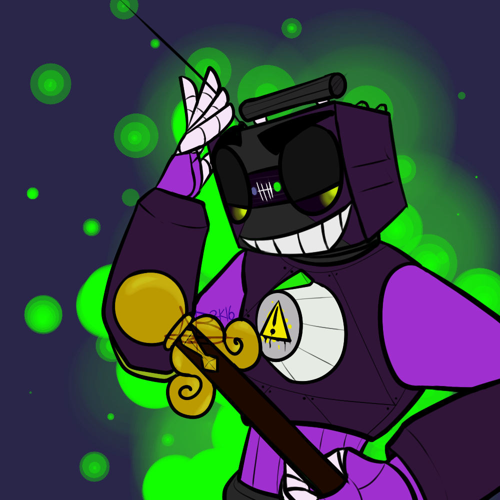 Knobby's new palette