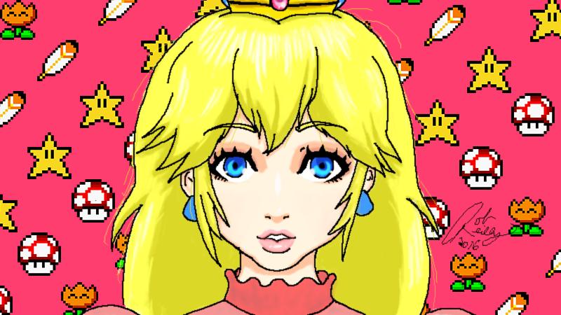 Pretty Princess Peach