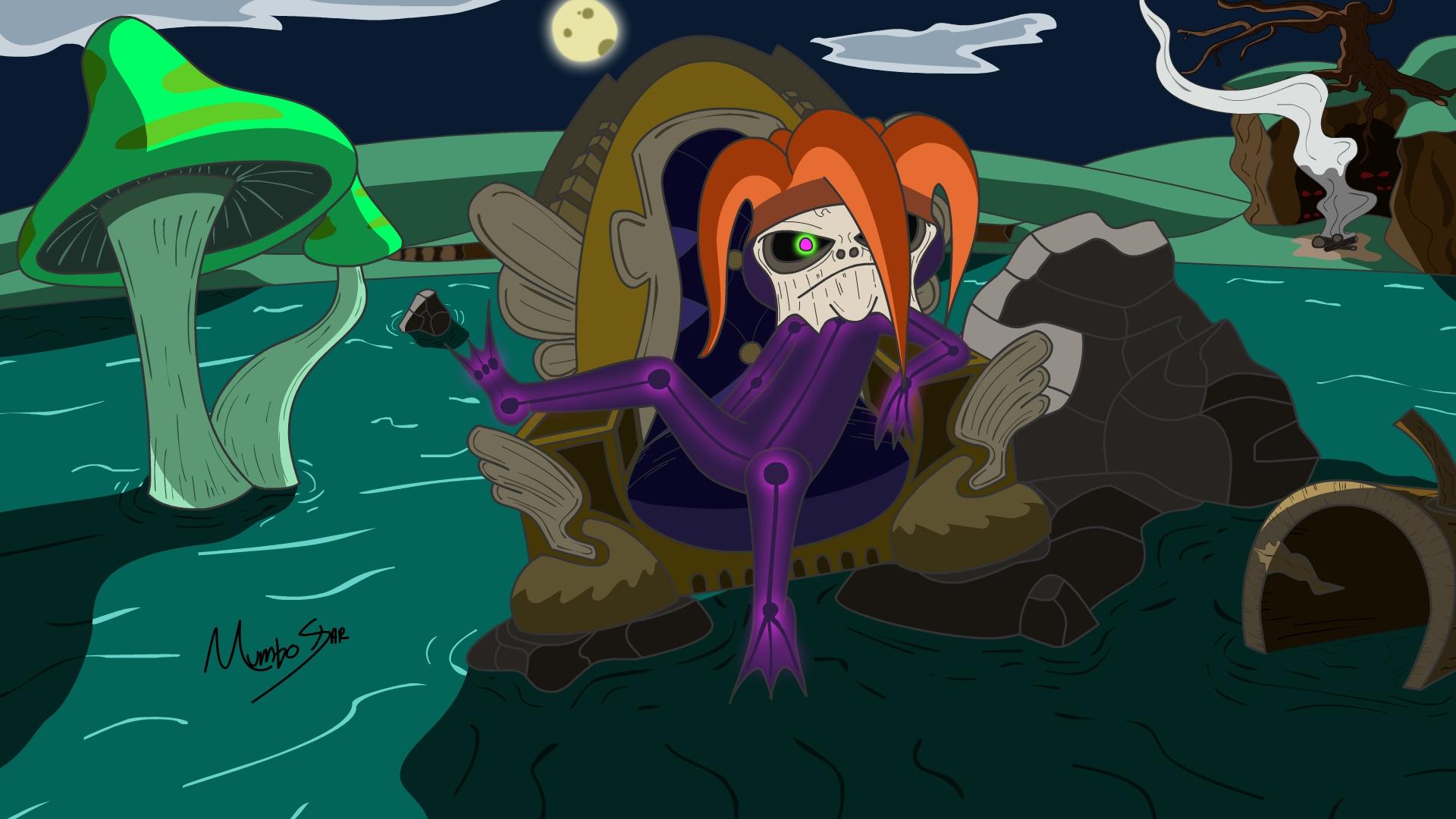 Swamp Jester