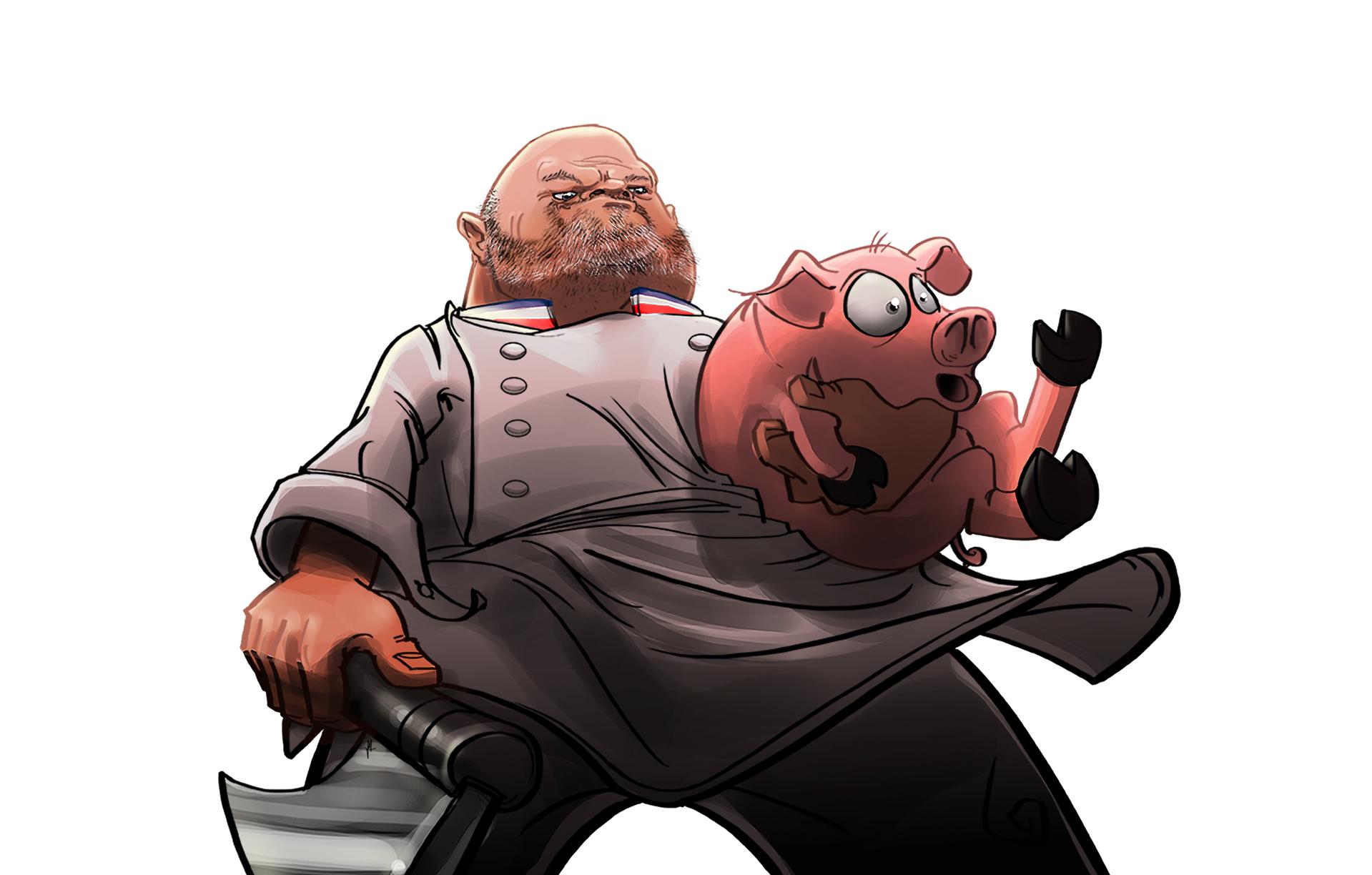 master chef wip