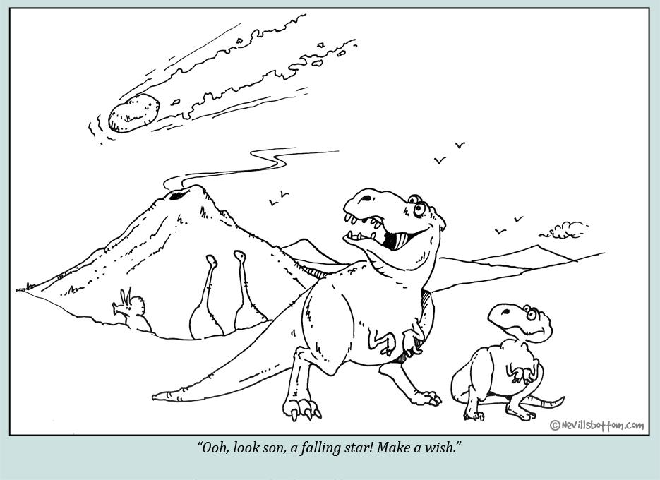 Dinosaur wish