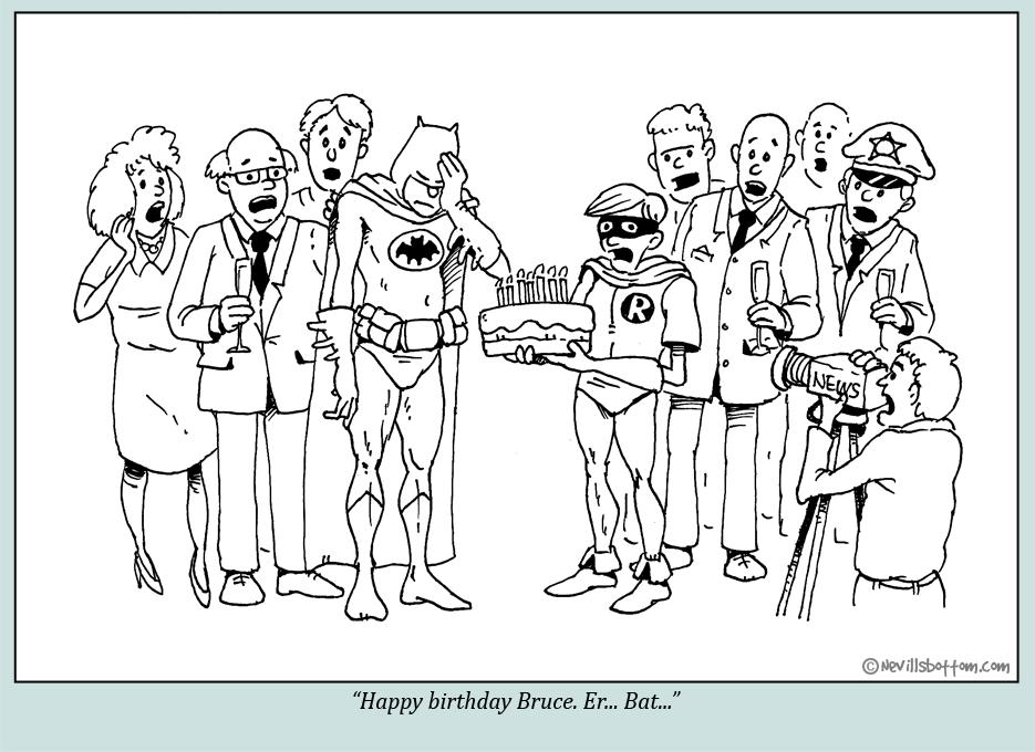 Bat birthday