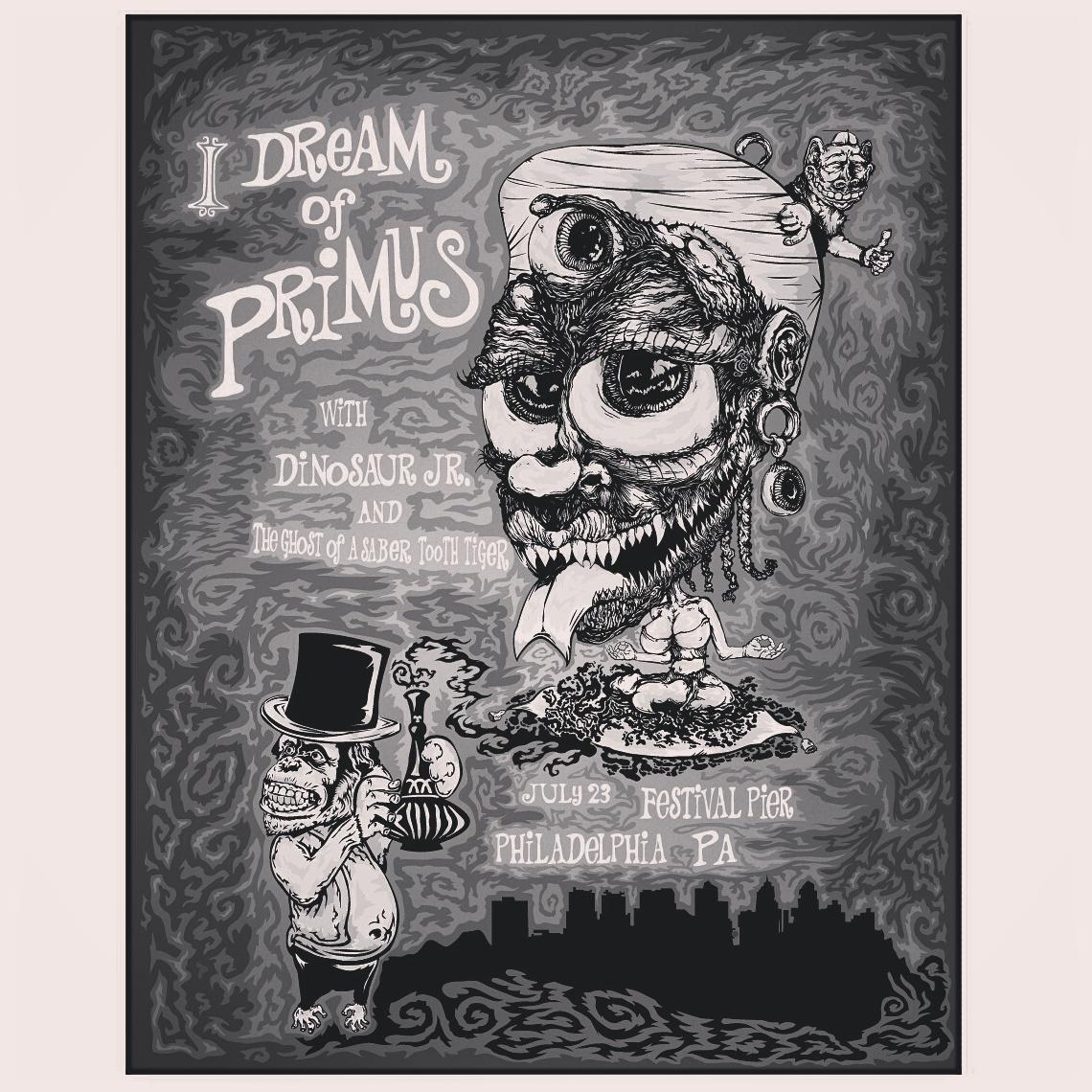 Primus festival pier