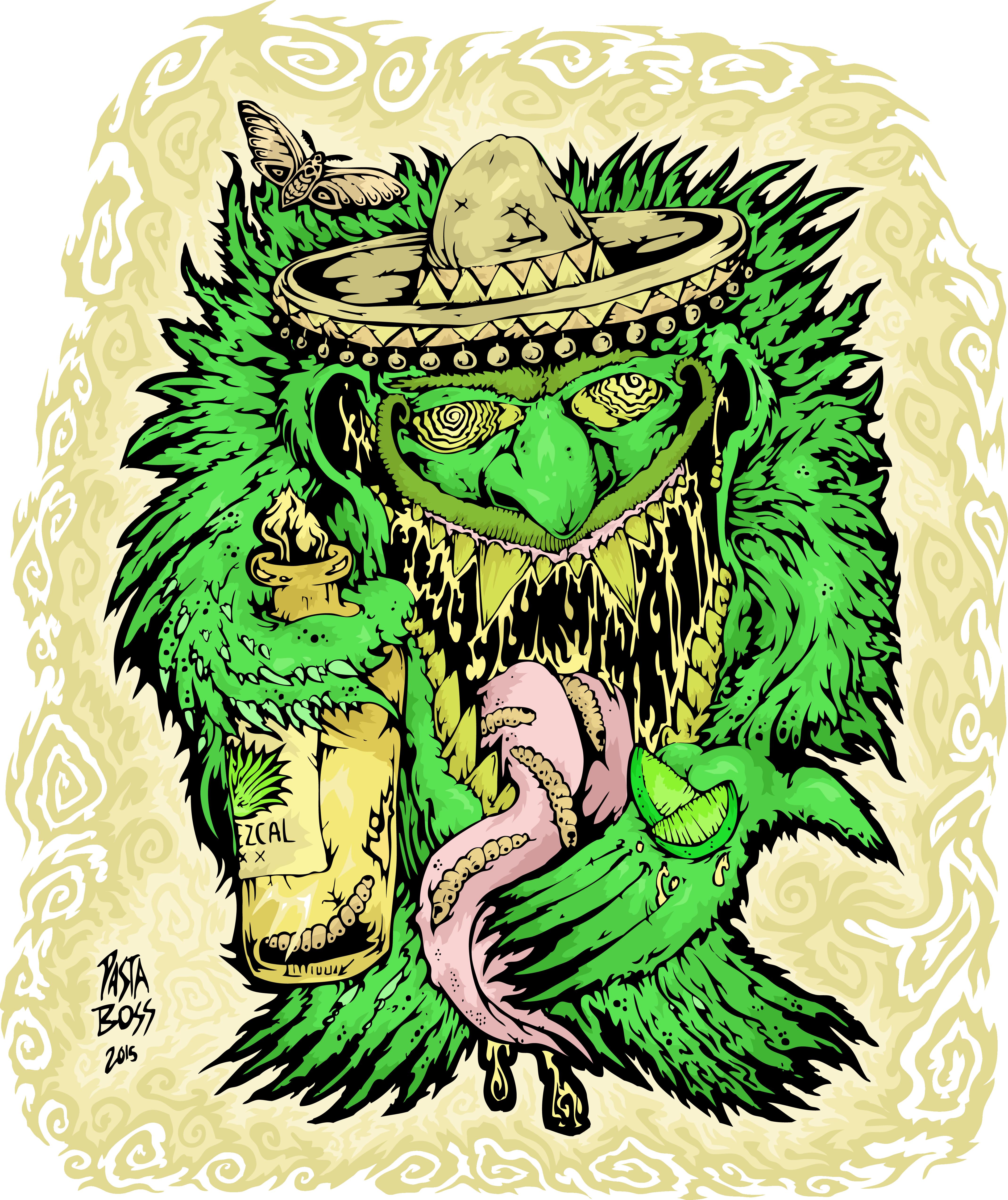 Mezcal Monster