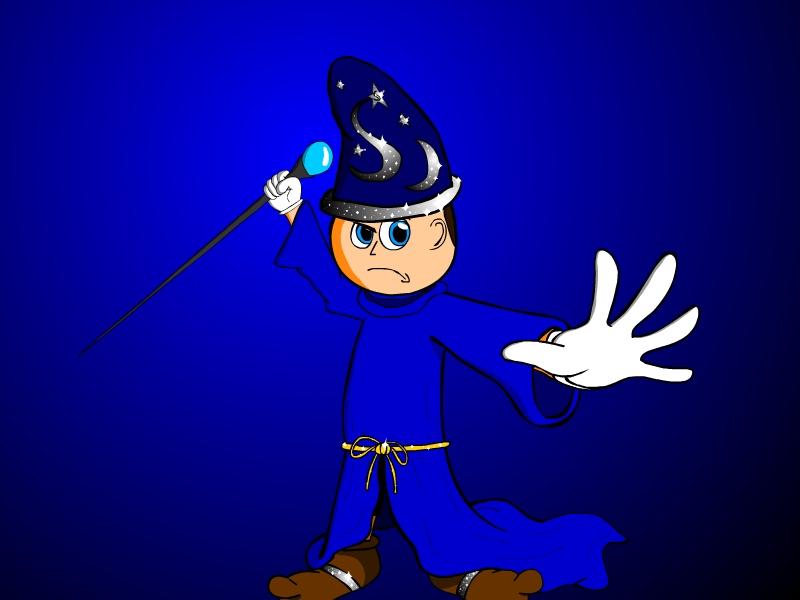 Super Sorcerer (Unshadowed Version)