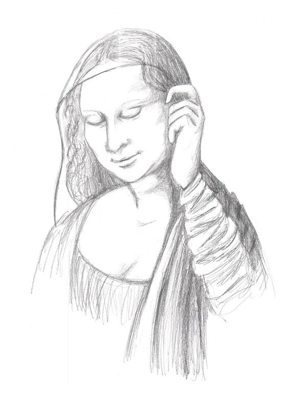 When Mona Lisa Smiled