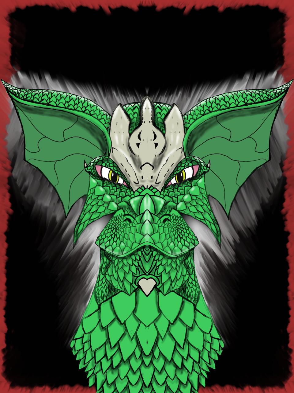 Quick Dragon Head