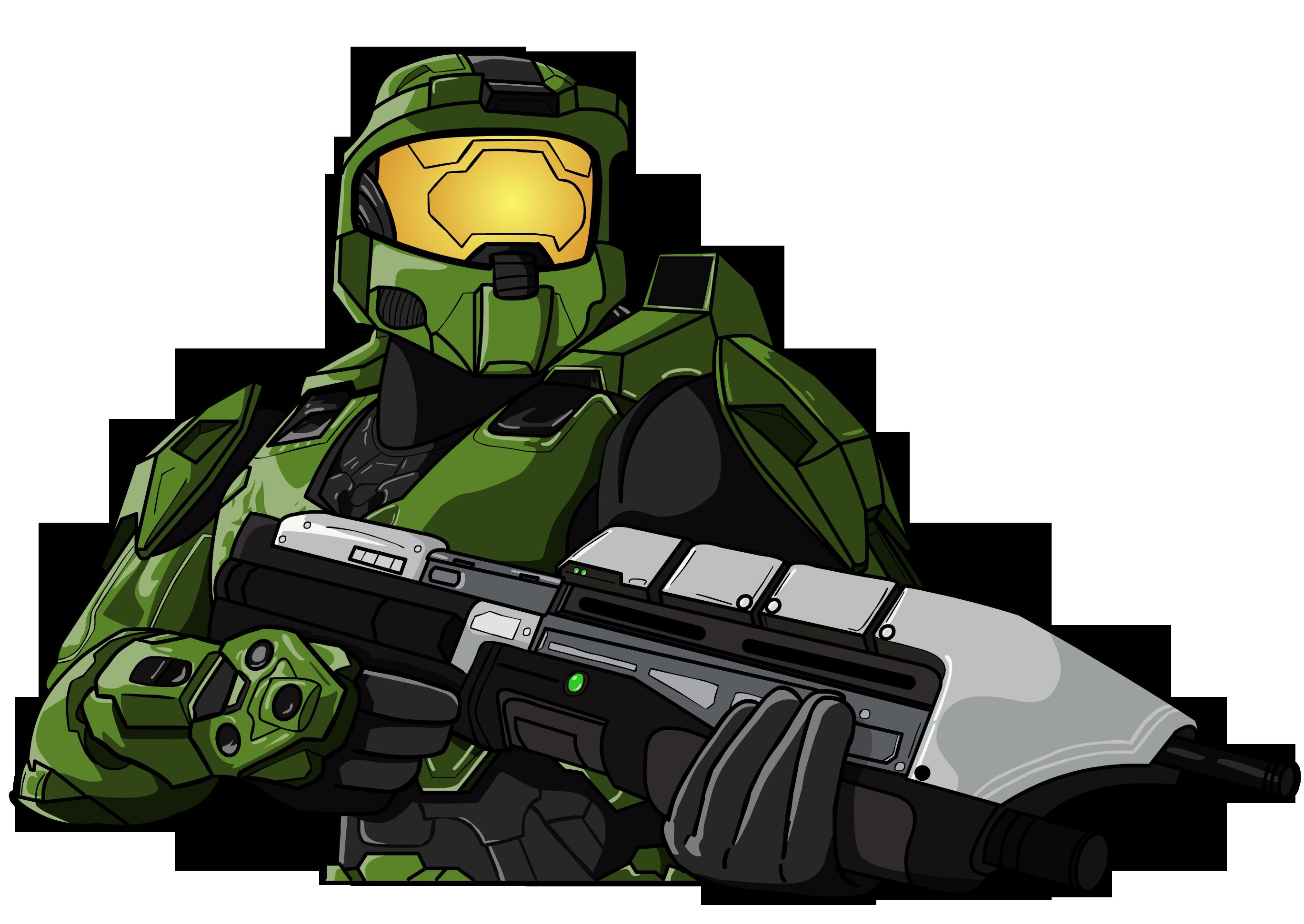 Halo Spartan/Master Chief