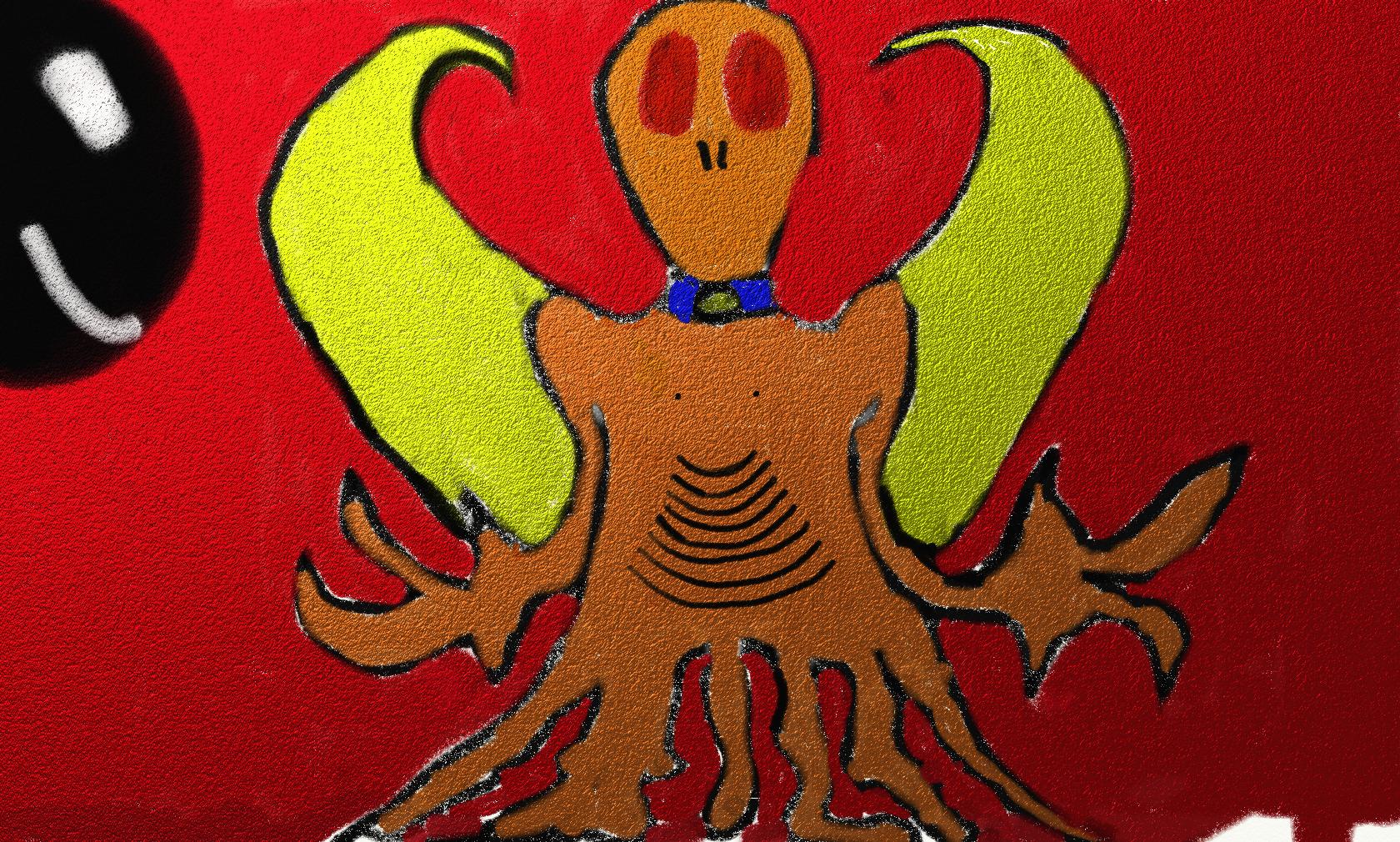 Alien Man Thing