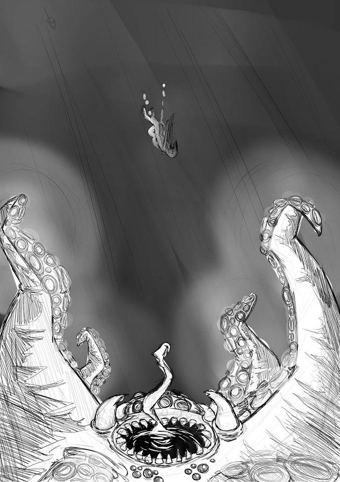 The Kraken - Concept Art