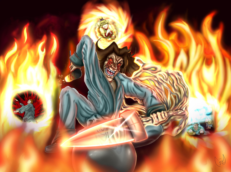 Giryou, The Beast Spear