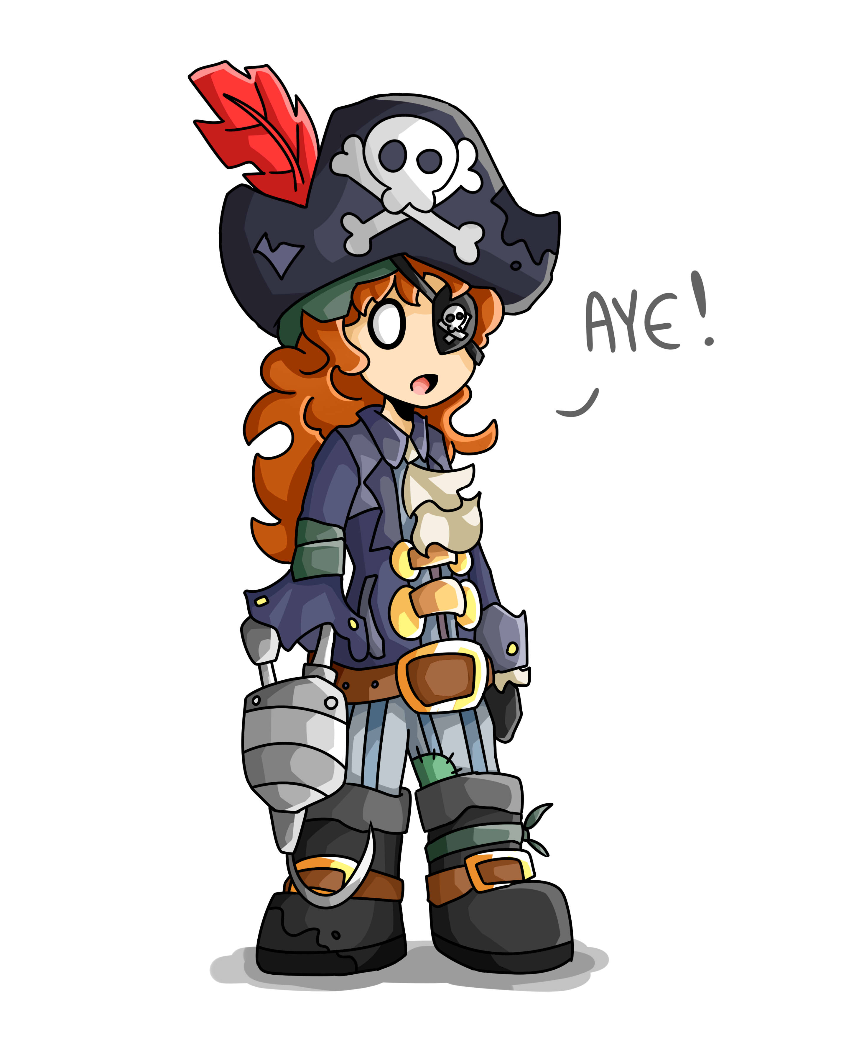 Tiny Pirate