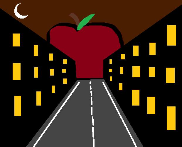The Apple XXII: Big Apple in the Big Apple