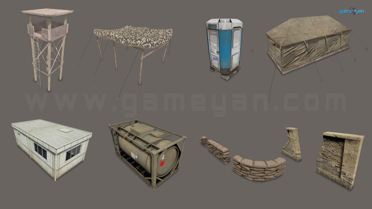 Game Asset Studio