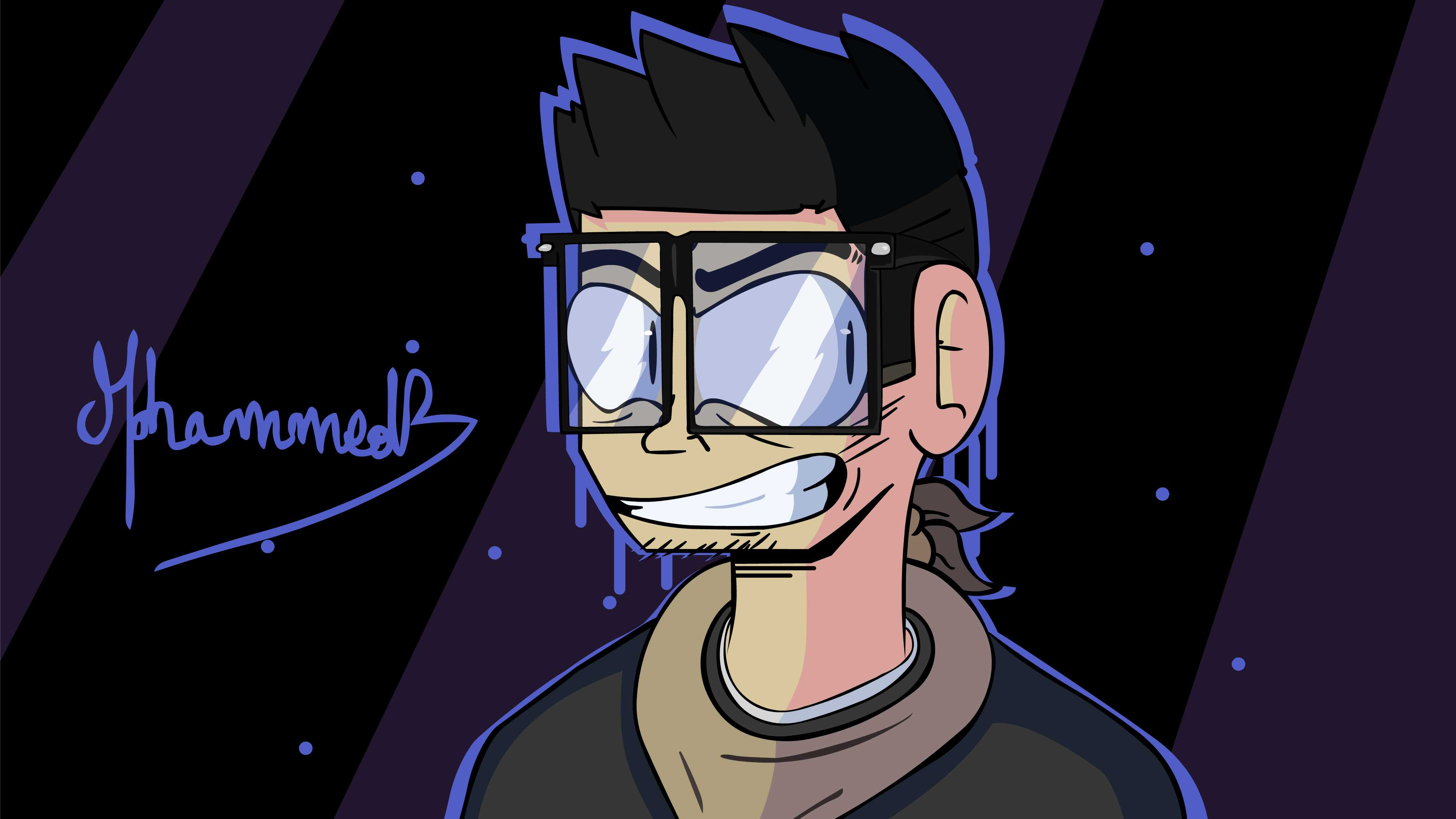 New profile picture (NEW DRAWING STYLE ??)