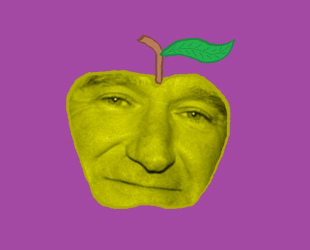 The Apple XXV: Robin Williams Apple